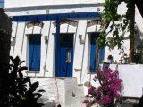 Wnętrze urządzone w stylu greckim